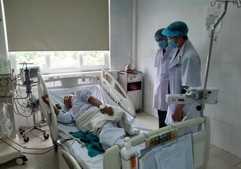 6 bệnh nhân có biểu hiện sốc khi chạy thận, hơn 130 bệnh nhân phải chuyển viện