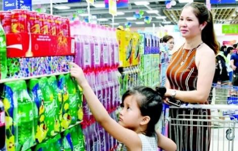 Khuyến mãi cuối tuần, hàng nhãn riêng của Co.opmart giảm 45%