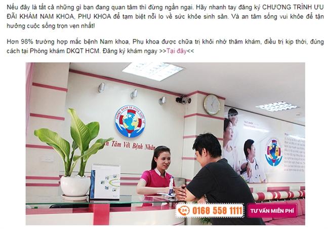Phong kham Trung Quoc bi dong cua 4,5 thang do kham benh vuot qua chuyen mon