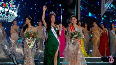 Lương Thuỳ Linh giành quyền đại diện Việt Nam tham dự 'Hoa hậu Thế giới 2019'