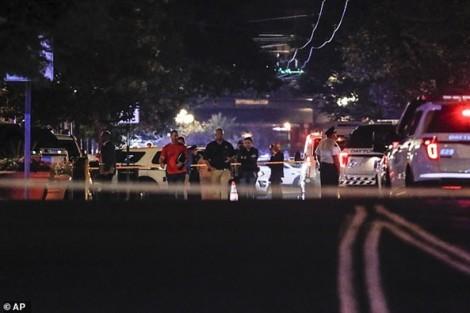 Thêm vụ xả súng ở Mỹ khiến ít nhất 9 người thiệt mạng