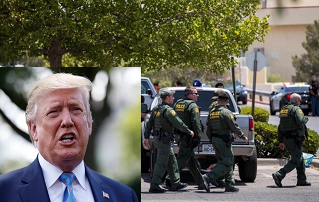 Sao Hollywood chi trich Tong thong Donald Trump sau 2 vu xa sung khien hang loat nguoi chet