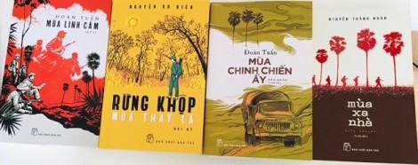 Trong dòng chảy văn học Tây Nam: Viết như để trả nợ