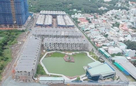 Kiểm tra toàn diện dự án có 110 căn biệt thự xây trái phép của Công ty Hưng Lộc Phát