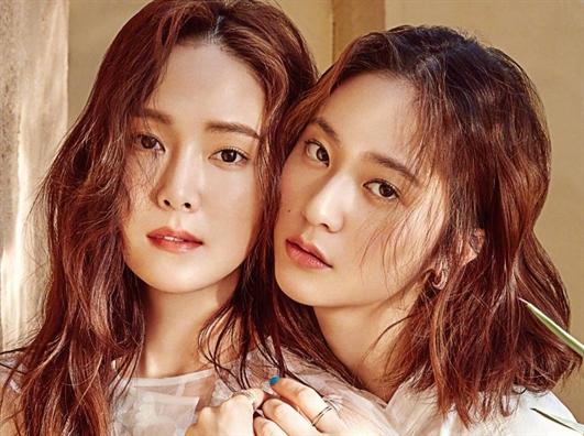 Nhan sác nỏi bạt của các chị em ruọt nhà sao Hàn