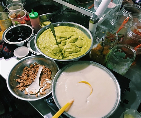 Hang kem bo 'danh bat hu truyen' noi khap Da Nang