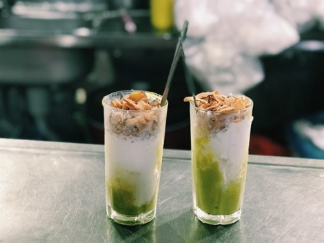Hàng kem bơ 'danh bất hư truyền' nổi khắp Đà Nẵng