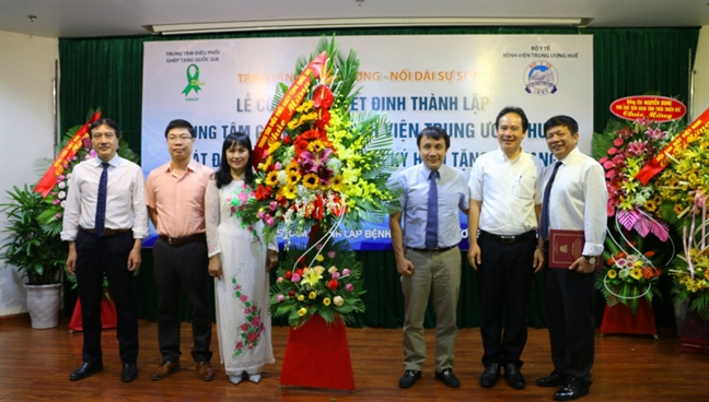 16.000 benh nhan dang cho co hoi ghep tang