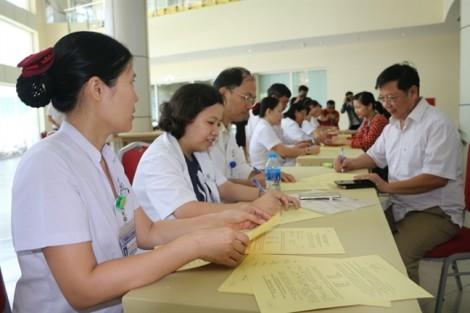 16.000 bệnh nhân đang chờ cơ hội ghép tạng
