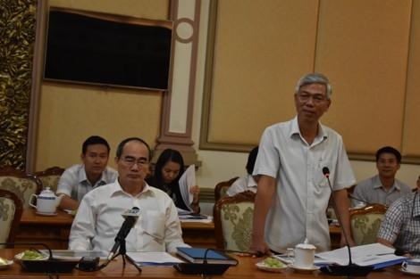 Ngày 15/8, UBND TP.HCM sẽ đối thoại cùng 28 hộ dân Thủ Thiêm