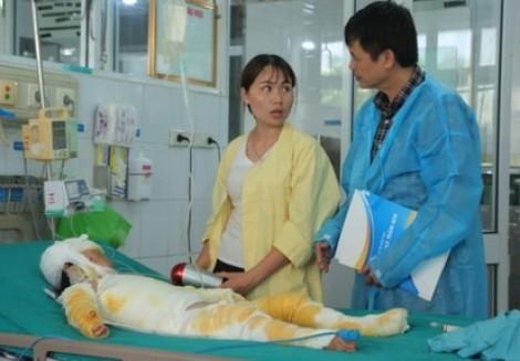 Vụ 3 trẻ mầm non bị bỏng: Dừng hoạt động Nhóm trẻ mầm non tư thục Tuổi Thơ