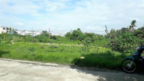 Công ty Vietland phân lô bán nền trên đất tái định cư?