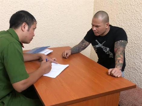 Đàn anh Khá 'bảnh' bị bắt giữ