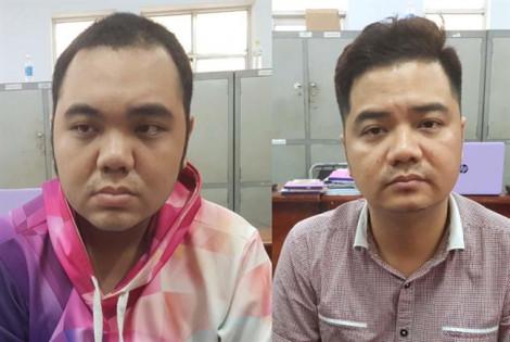 2 anh em dàn cảnh cướp 200 triệu đồng trong chung cư cao cấp ở Sài Gòn