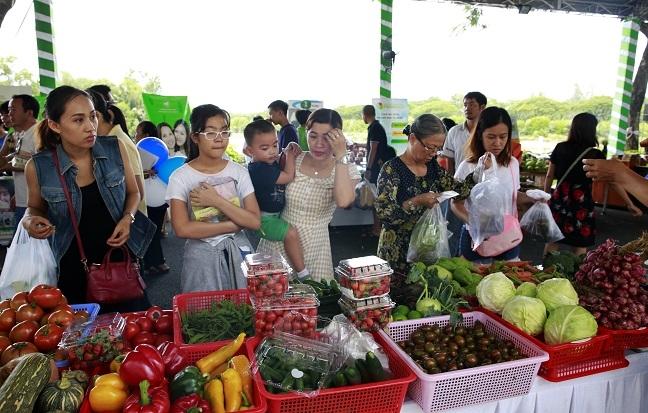Ngay hoi xanh Phu My Hung lan 4 - 2019