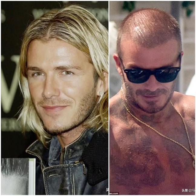 David Beckham, Ben Affleck… than troi vi hoi dau