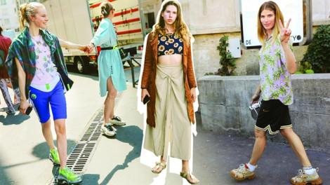Ugly shoes - 'giày xấu lạ' mê mẩn sao và fashionista khắp thế giới.