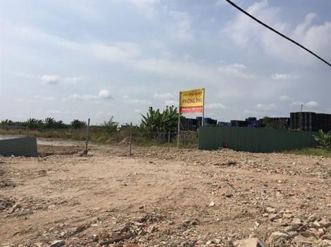 Yêu cầu xử lý dứt điểm các công trình xây trái phép ở Khu công nghiệp Phong Phú