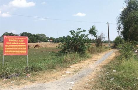 Mạo danh cả Hiệp hội Bất động sản TP.HCM để lừa bán đất