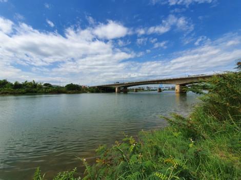Sông Cầu Đỏ nhiễm mặn, Đà Nẵng kêu gọi nguời dân tự dự trữ nước