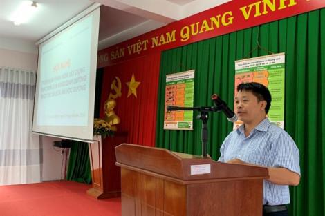 Dự án bữa ăn học đường đến với tỉnh Đăk Nông