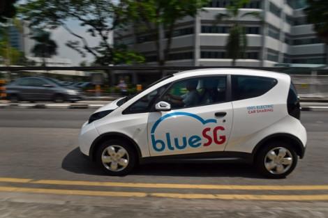 Hãng Shell lắp đặt hệ thống trạm sạc xe điện đầu tiên của Đông Nam Á tại Singapore