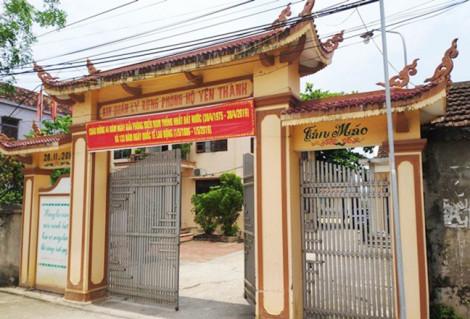 Khởi tố 2 cán bộ huyện liên quan vụ làm giả hồ sơ chiếm đoạt tiền đền bù