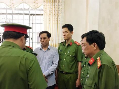 Nguyên Chủ tịch và Phó chủ tịch UBND thành phố Trà Vinh bị bắt giam