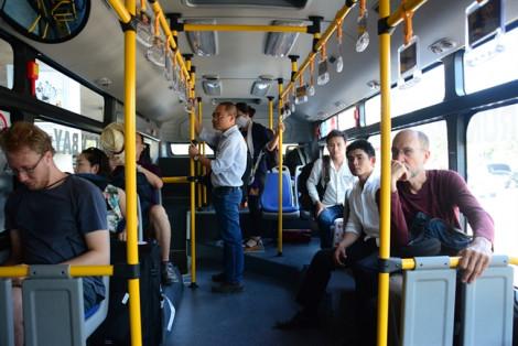 TP.HCM tăng cường hơn 1000 chuyến xe buýt phục vụ dịp lễ 2/9