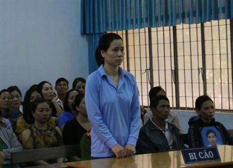 Đâm chết người tình, nữ tiếp thị bia lãnh án 15 năm tù