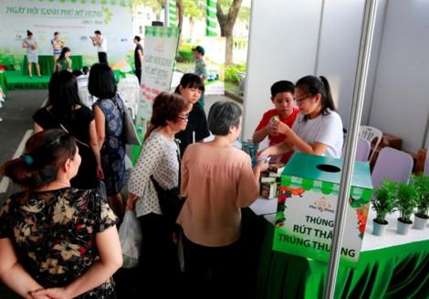Cơ hội trúng thưởng bất ngờ tại Ngày hội xanh Phú Mỹ Hưng 2019