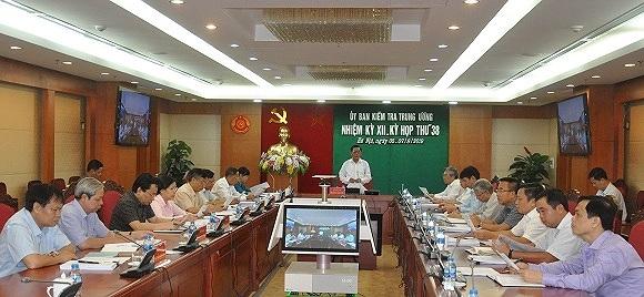 De nghi ky luat Giam doc Cong an va Truong ban Noi chinh tinh Dong Nai