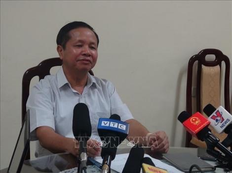Đang bị xem xét kỷ luật, Giám đốc Sở GD-ĐT Hòa Bình xin nghỉ phép chữa bệnh