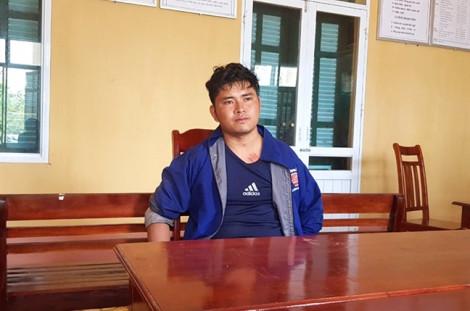 Vận chuyển thuê ma túy, 9X người Lào bị bắt khi vừa đặt chân tới Việt Nam