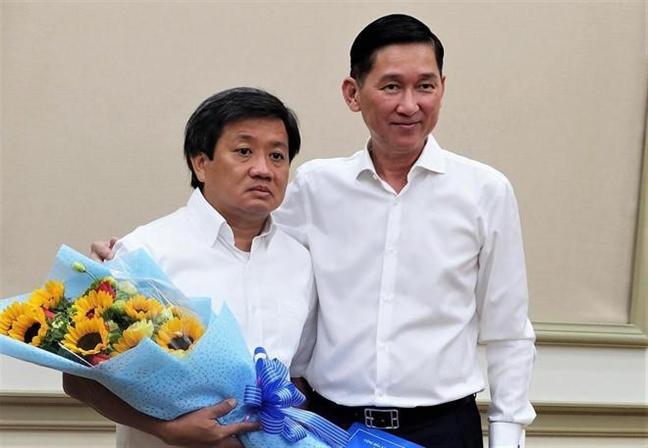 Chap thuan cho ong Doan Ngoc Hai tu chuc