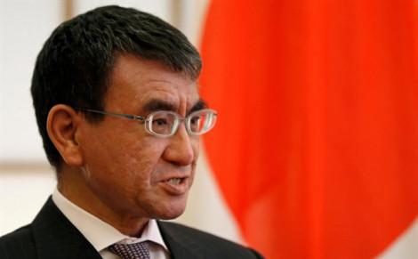 Nhật Bản quan ngại sâu sắc trước tình hình Biển Đông