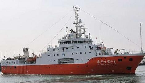 Hội Luật quốc tế Việt Nam gửi thư cho Trung Quốc bày tỏ lo ngại về tàu Địa chất Hải Dương 8