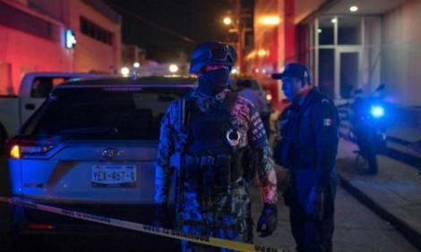 Quán bar Mexico bị tấn công làm 26 người chết