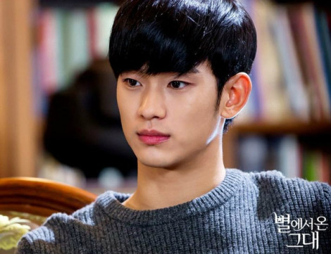 'Giáo sư' Kim Soo Hyun chính thức tái xuất