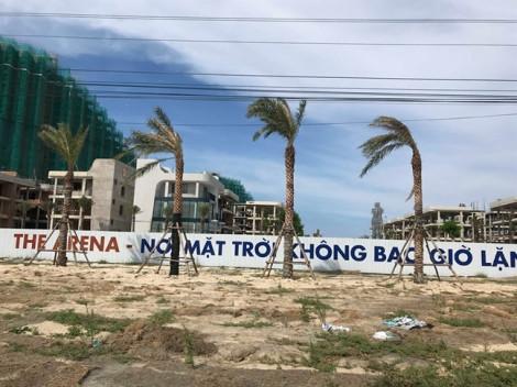 Dự án The Arena bị đình chỉ xây dựng, chủ đầu tư cho rằng mình là nạn nhân