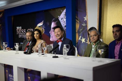 Một số quốc gia không cử đại diện tham dự 'Hoa hậu Hoà bình Quốc tế 2019' vì sợ bạo loạn