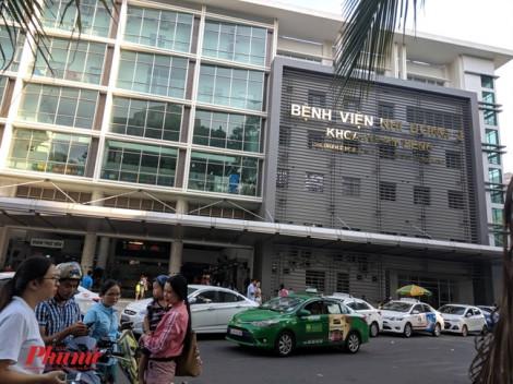 Bệnh viện Nhi Đồng 2 sử dụng que xét nghiệm sốt xuất huyết chưa được lưu hành?