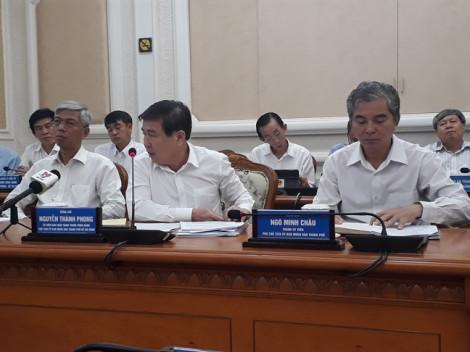 Sông Sài Gòn bị lấn, Chủ tịch UBND TP.HCM yêu cầu giám đốc sở đi kiểm tra