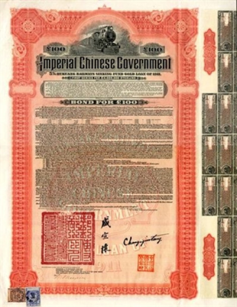 Vũ khí mới của Mỹ trong chiến tranh thương mại: Trái phiếu trăm năm của Trung Quốc
