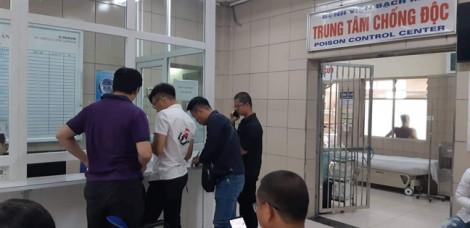 20 phóng viên và lính cứu hỏa có thủy ngân trong máu ở giới hạn cho phép