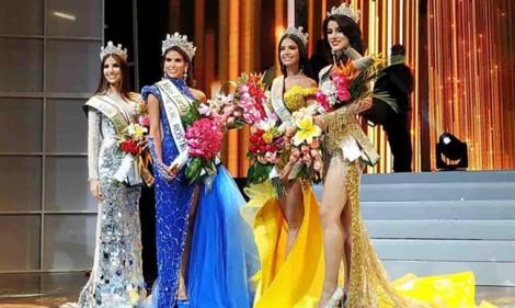 Nhan sắc quyến rũ của tân Hoa hậu Trái đất 'bị ghét bỏ' của Venezuela