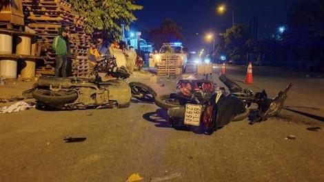 57 người chết vì tai nạn giao thông trong 3 ngày nghỉ lễ