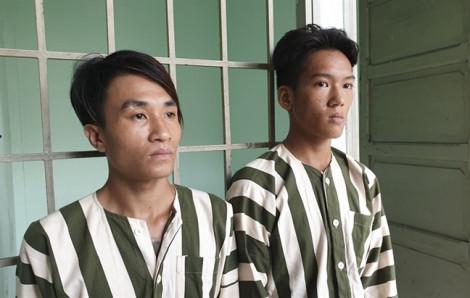Nửa tháng, 2 thanh niên gây ra 8 vụ cướp giật, trộm cắp ở TP.HCM