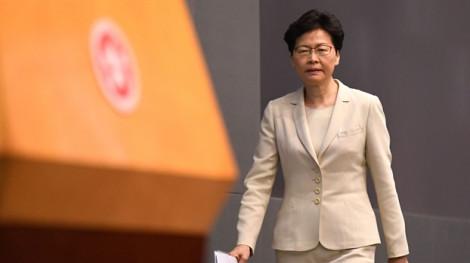 Chính quyền Hồng Kông sẽ hủy bỏ dự luật dẫn độ