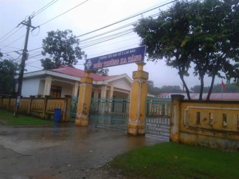 Hơn 300 điểm trường ở Quảng Bình, Quảng Trị hoãn khai giảng do lụt